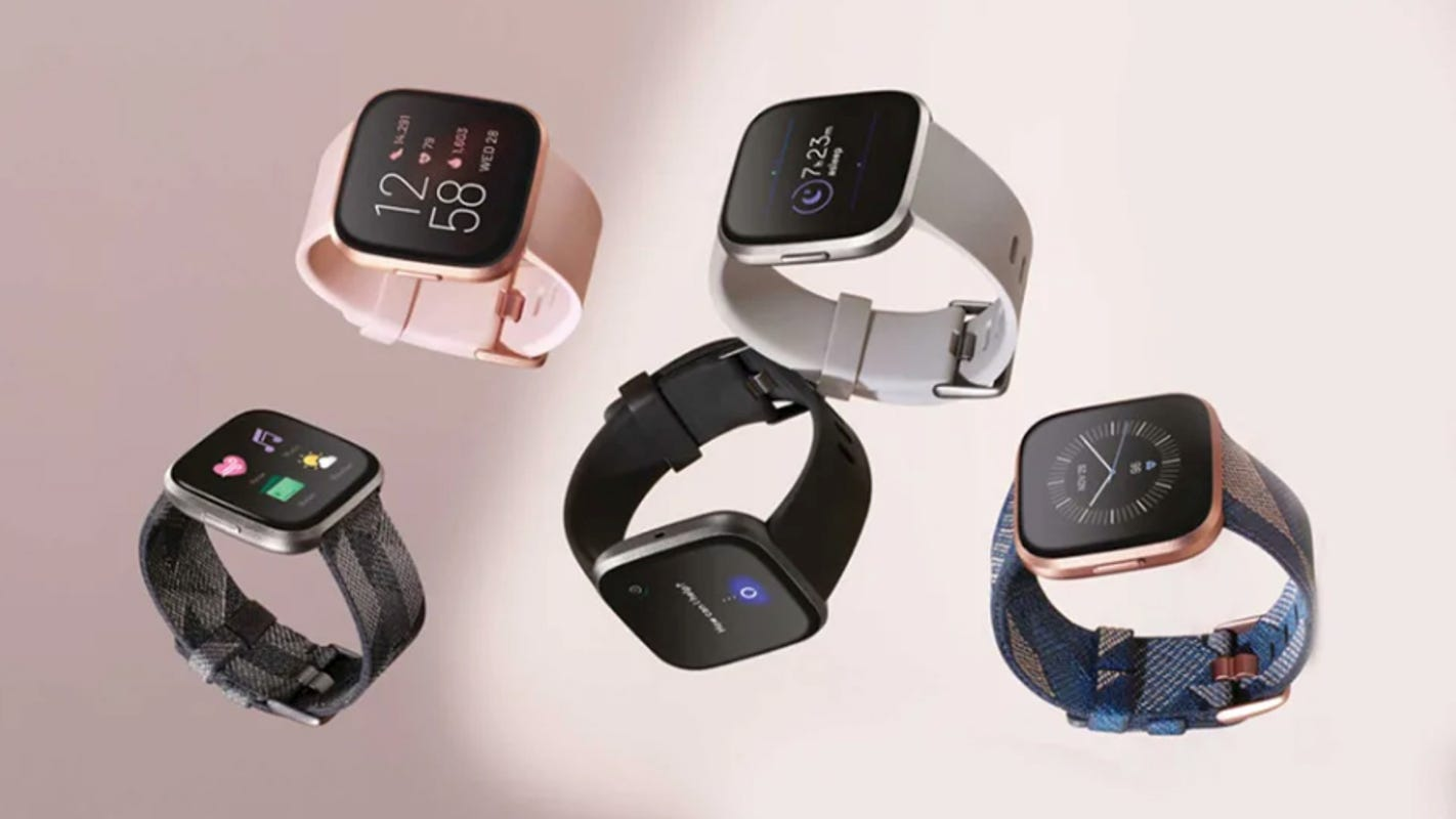 Fitbit Early Black Friday Sale Get The Fitbit Versa 2 At Its Lowest Price