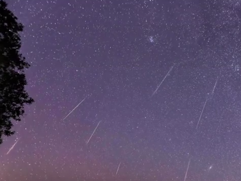 """This week's upcoming meteor shower, the Alpha Monocerotids, could produce a storm of hundreds of meteors. Its name is Greek for """"unicorn."""""""
