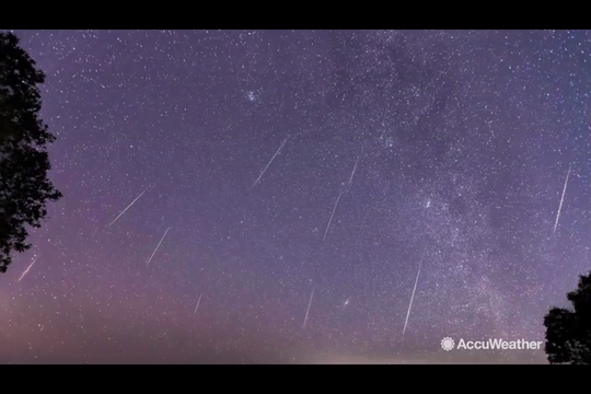 A rare but spectacular 'unicorn' meteor storm possible Thursday night