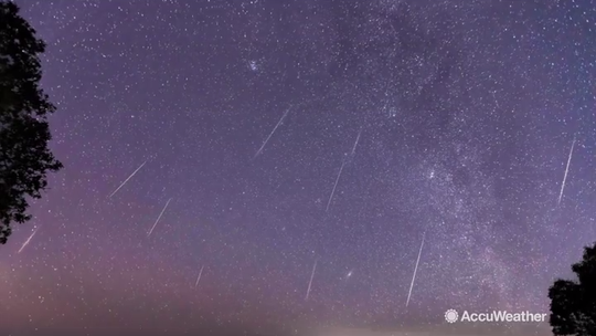 A rare but spectacular 'unicorn' meteor storm is possible Thursday night