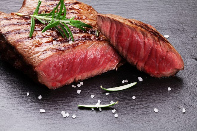 Those with an alpha-gal allergy need to avoid eating meat of four-legged mammals such as cows.