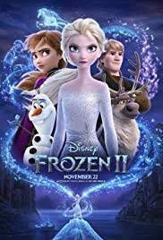 """Frozen II"" arrives in theaters locally this week."