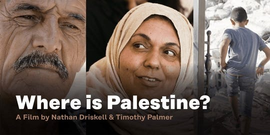 """Where Is Palestine?' is a documentary by three Abilenians"