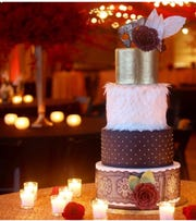 Melissa Gray makes ornate custom cakes at Cakes By Gray.