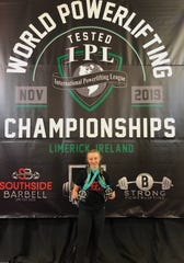 South Kitsap's Emma Clark recently competed in the 2019 International Powerlifting League World Championships in Limerick, Ireland.
