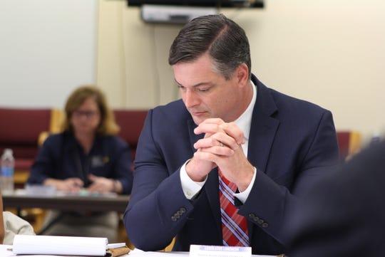 School Board member Matt Susin in a 2017 file photo.