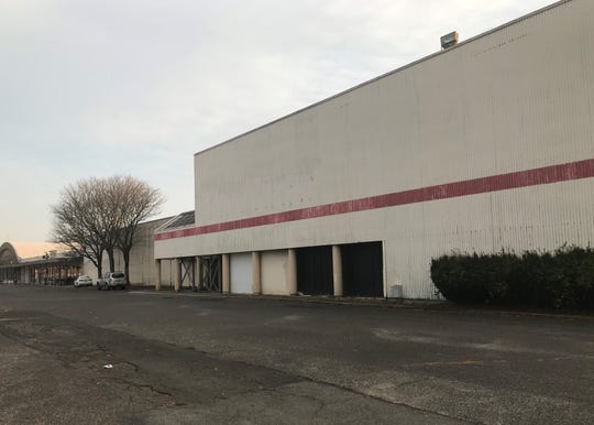 Camden County plans extensive renovations to a former Bradlees store in Stratford.