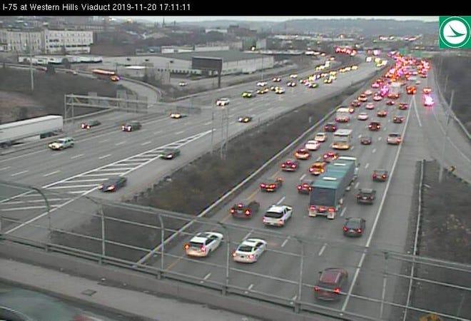 I-75 crash