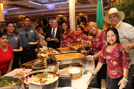 "The ""Taste of Perth Amboy"" will be held from 6 to 9 p.m. on Dec. 3 aboard the Cornucopia Cruise Line's ""St. Charles"" vessel."
