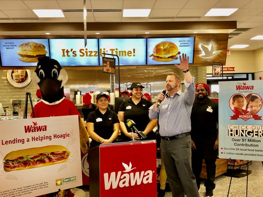 Wawa General Manager, Stephen Klunder and Associates held a preview event at the new Wawa in North Jersey set to pen tomorrow. Wawa will continue to expand throughout New Jersey, with an additional store to open Dec. 6 in Fairfield and several more in the first quarter of 2020.