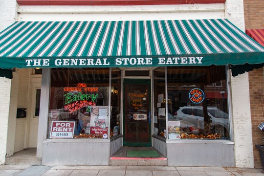 The General Store Eatery in Valley Junction Monday, Nov. 18, 2019.