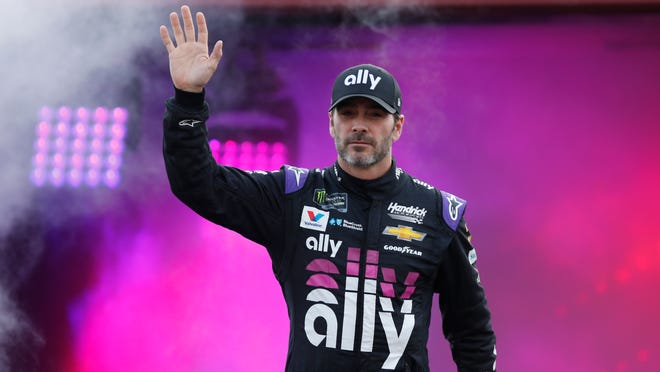 Seven-time NASCAR champion Jimmie Johnson says 2020 will be his final season of full-time racing.