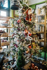 Picks are a fun way to add a new element and some fullness to your tree.