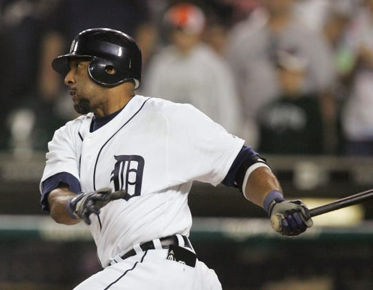 Gary Sheffield spent two of his 22 major-league seasons with the Tigers.