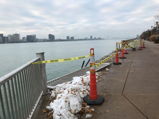 Police believe a boat operator fell asleep as he traveled the Detroit River.