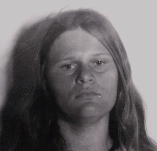 "Miriam, or Angela, Chapman is seen in a screenshot from a ""60 Minutes"" report in October. Chapman, a 25-year-old sex worker who was reportedly killed by serial killer Samuel Little, claimed to have family from Indiana."
