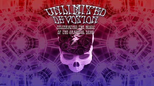 Tribute band Unlimited Devotion will play the songs of The Grateful Dead on Dec. 14 at Rockade.