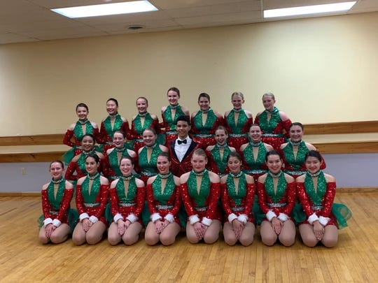 Twenty-twodancers from Karen Gorsky's Armstrong School of Dance in Lansing will perform at the Macy's Thanksgiving Day Parade.