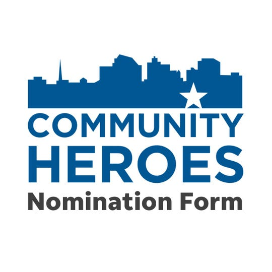 Nominate someone for the Clarion Ledger Community Heroes program.
