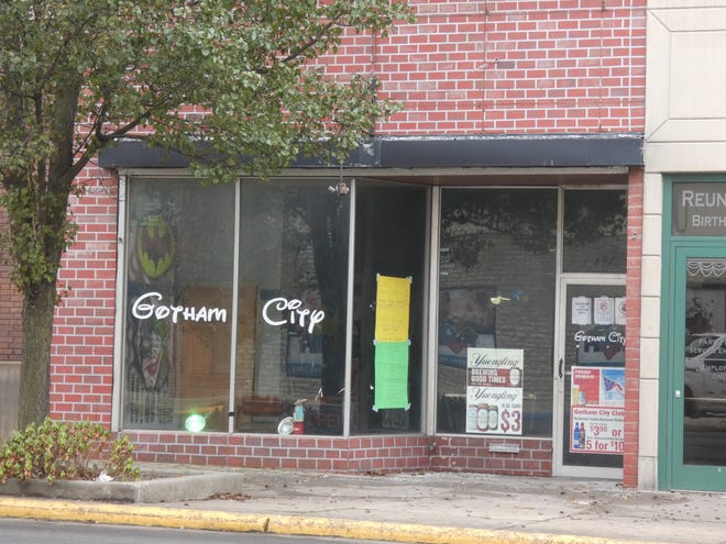 A Marion City Council member has suggested opposing a liquor license for Gotham City bar.