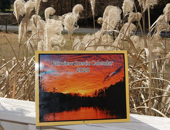 The Friends of the Fairview Public Library are selling Fairview Scenic 2020 Calendars featuring the work of local photographer Wade Hooper.