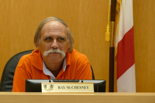 Ray McChesney, member of Marco Island's Beach and Coastal Resources Advisory Committee, said during a committee meeting on Oct. 20  the code enforcement magistrate should issue higher fines for repeat offenders of the sea turtle lighting ordinance.