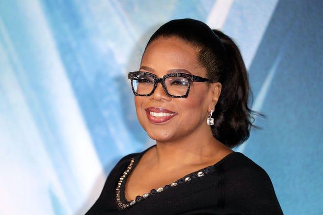 Oprah Winfrey's nine-city 2020 tour kicks off in Sunrise on Jan. 4, 2020.
