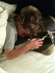 After winning his first go-kart race at the age of 5 in 2010, Estero resident Cody Krucker slept with his trophy.