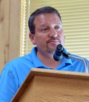 Parks and Recreation Director Rodney Griego heads one of the busiest departments in the village.