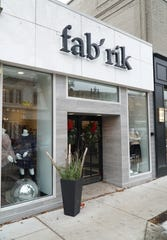 Birmingham's women's clothier fab'rik at 123 W. Maple.