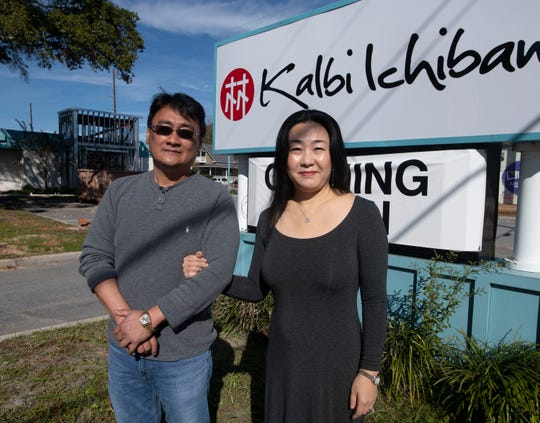 Chiat and Hyechin Lin are planning to open a new Korean barbecue restaurant on Garden Street in early 2019. Located in a former bank building, Kalbi will bring traditional Korean barbecue to downtown Pensacola as well as a full-service sushi bar.