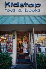 Kidstop Toys & Books in Scottsdale, is the last standing independent toy store in the Valley.