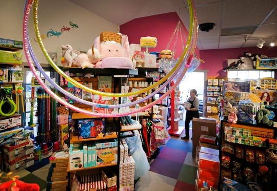 Kidstop Toys & Books in Scottsdale, is the last standing independent toy store in the Valley. The store just celebrated it's 20th anniversary.