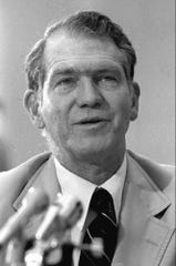 Former Rep. Hamilton Fish IV is seen in a 1980 file photo.