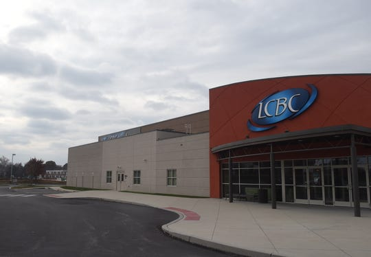 LCBC Church in York. A 352,000-square-foot Endurance Realty distribution facility is being built directly behind the church along North Hills Road in Springettsbury Township. The project is expected to be completed by May 2020.