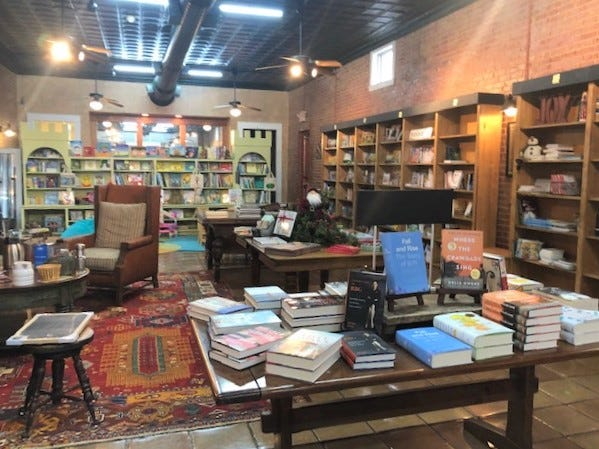 Old Town Books, 506 S. Chadbourne St., is opening on Nov. 29, 2019 .