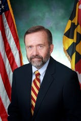 Maryland Gov. Larry Hogan announced the appointment of prosecutor David Martz as a Wicomico County District Court judge on Wednesday, Nov. 20, 2019.