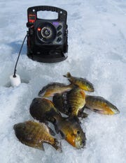 Although the ice may not be safe, preparations can still be made for the ice fishing season.