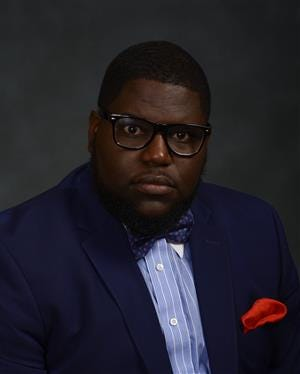 Benny Bolden, Jr., is the new principal of R. Frank Nims Middle School, announced Tuesday, Nov. 19, 2019.