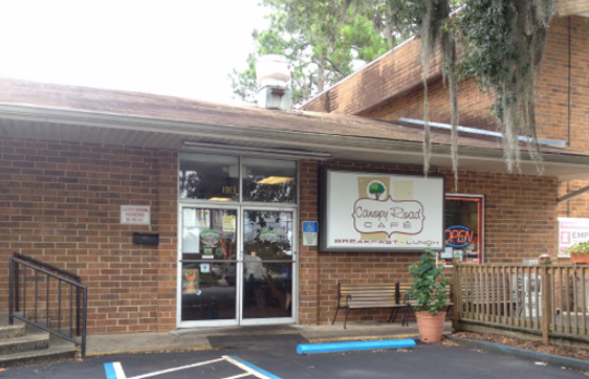 Canopy Road Cafe location on North Monroe Street is the restaurant's original location.