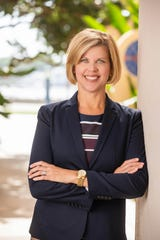 Vicki Pugh is thenew vice president of philanthropic giving for the Community Foundation for Palm Beach and Martin Counties.