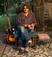 Singer and songwriter Dan Navarro will play Nov. 23 at the Underground Exchange in Ojai.