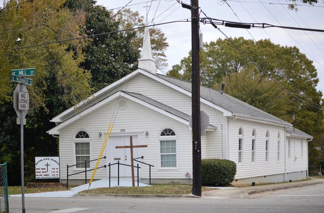 A white teenager is accused of plotting to attack the Bethel African Methodist Episcopal Church in Gainesville, Georgia.