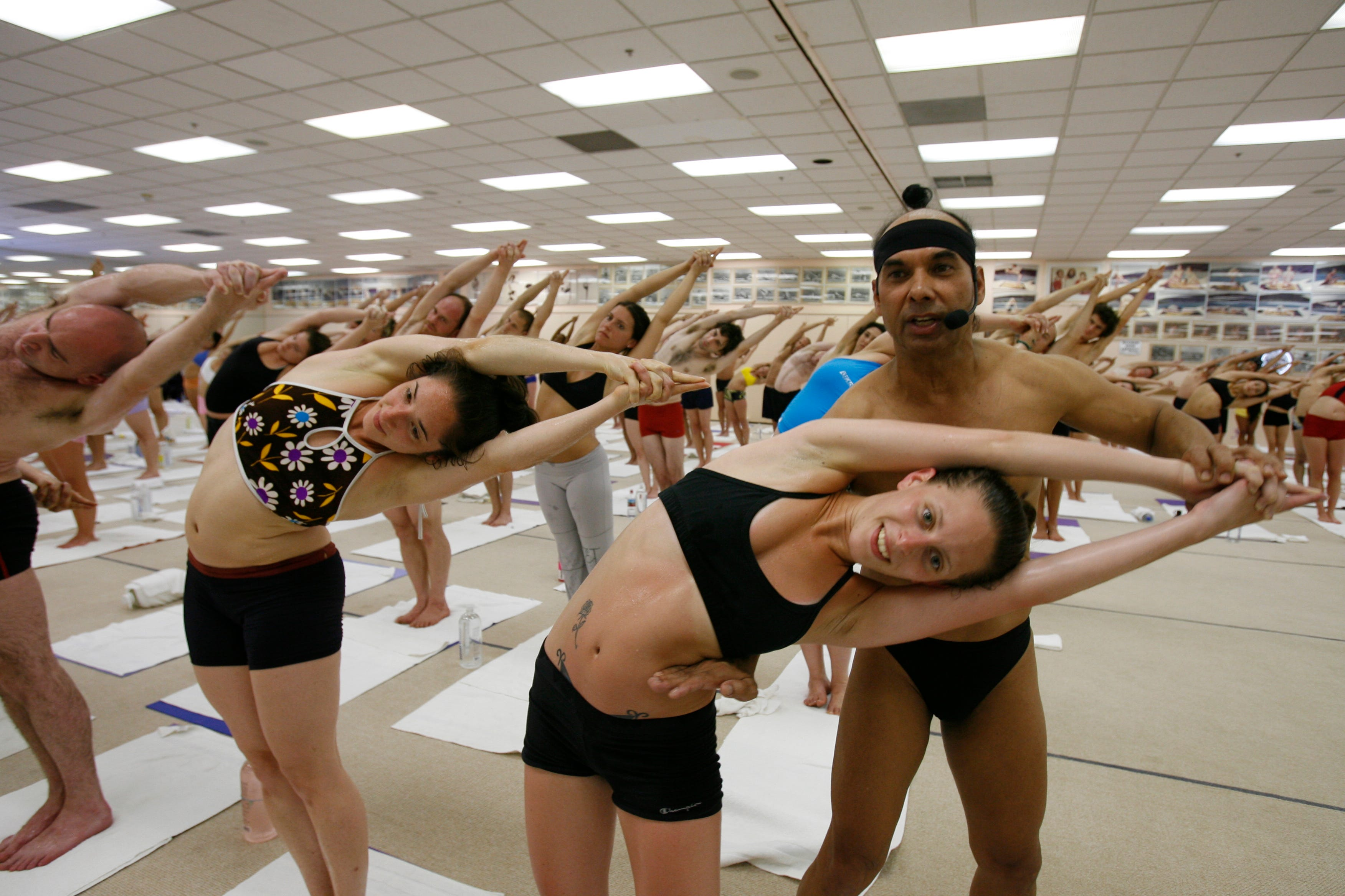 Bikram Yoga Founder Is Under Fire In A New Netflix Documentary Why