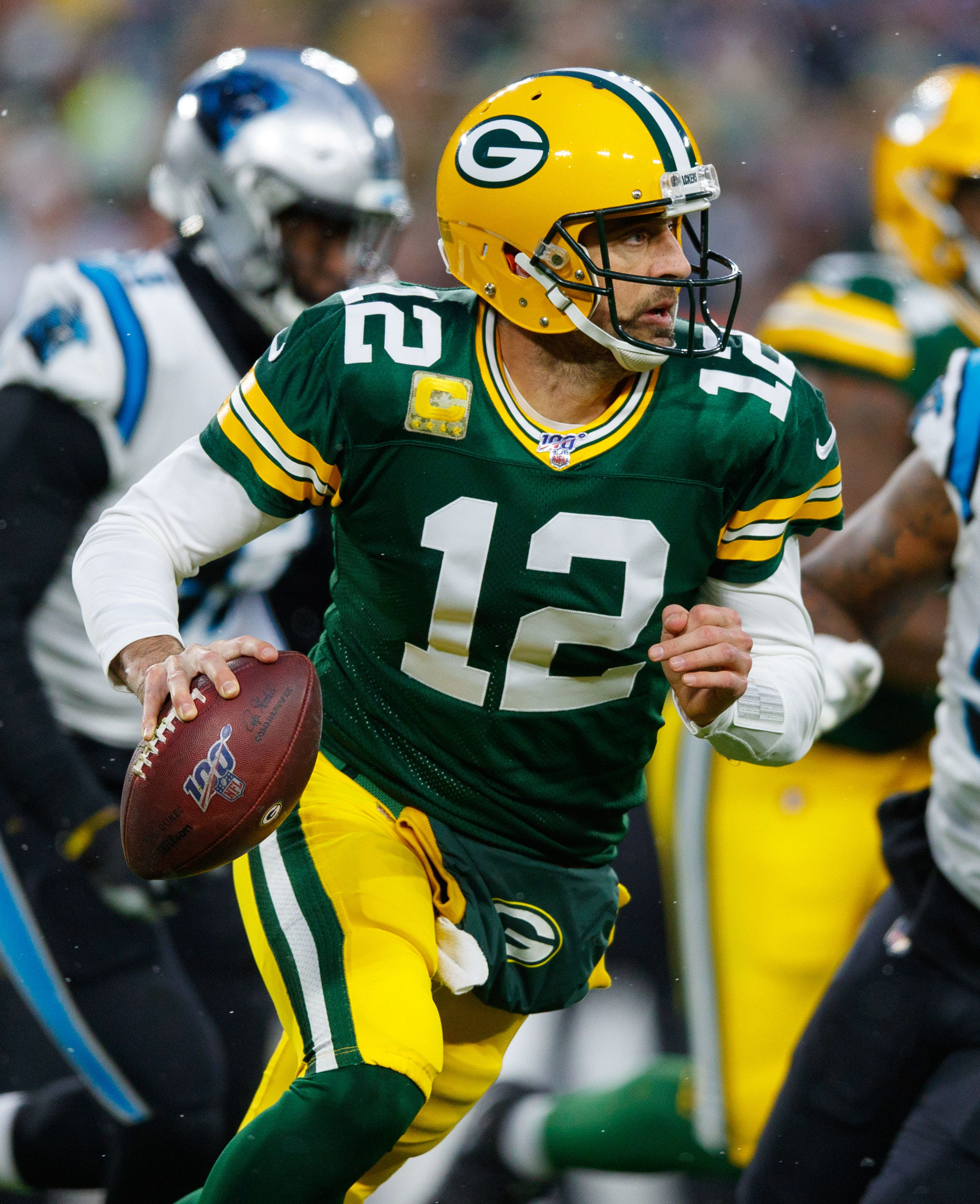 Fantasy football rankings for Week 12: Aaron Rodgers takes aim at stout 49ers defense