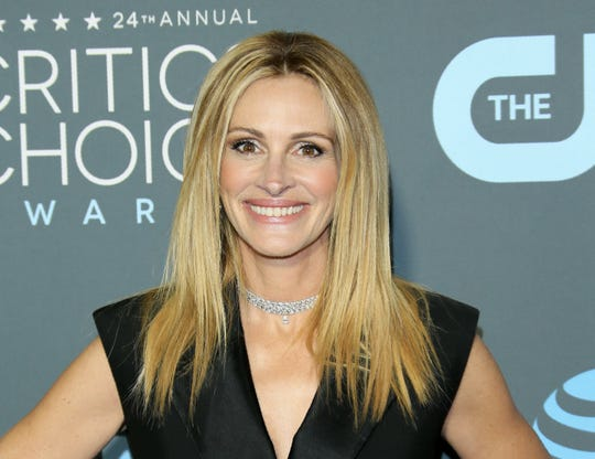 """According to producer Gregory Allen Howard, Julia Roberts was suggested to play Harriet Tubman in the biopic """"Harriet."""""""