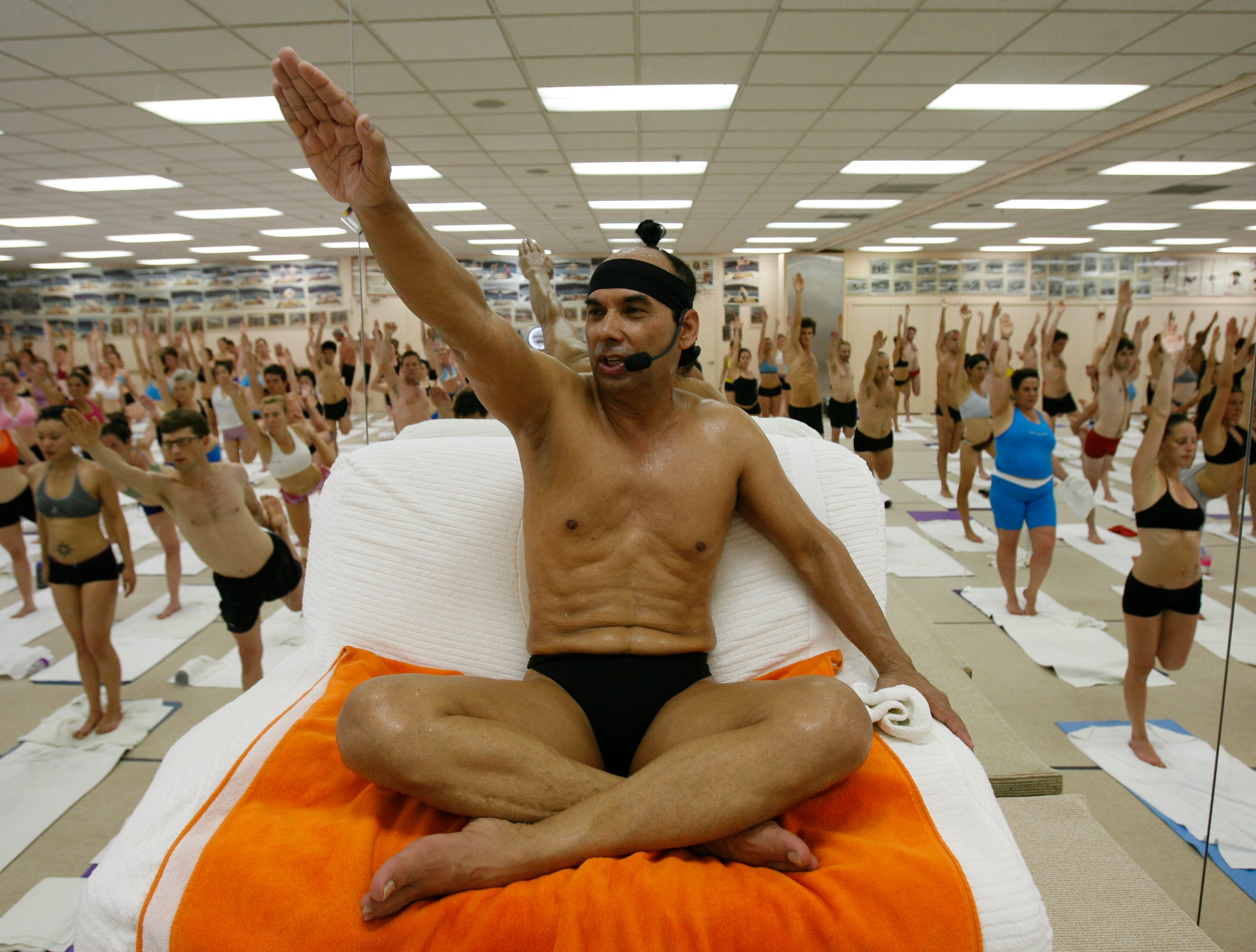 Bikram Yoga Founder Is Under Fire In A New Netflix Documentary Why