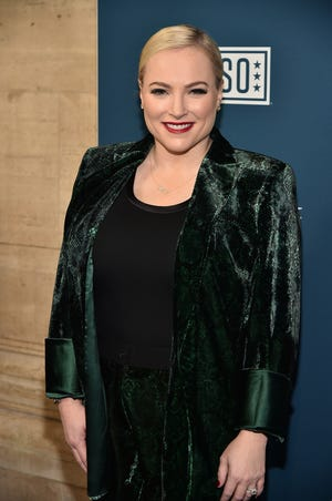 Meghan McCain attends Variety's 3rd Annual Salute To Service at Cipriani 25 Broadway on November 06, 2019 in New York City.