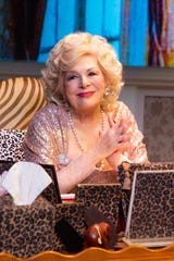 """Renée Taylor in """"My Life On A Diet,""""  which she co-wrote with her husband Joe Bologna, is at George Street Playhouse through Dec. 15."""