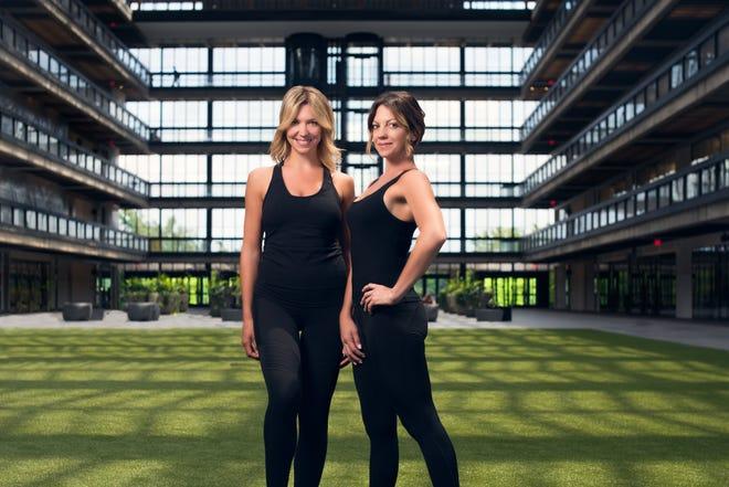 Sister Act Fitness Innovators Danielle Joelle
